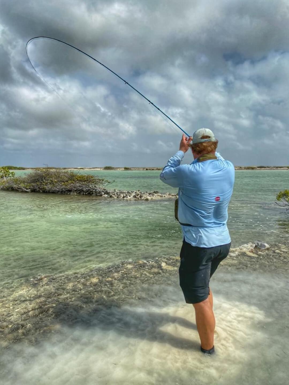 Fly Fishing Bonaire - Fishtales | Bonaire Big Game Fishing
